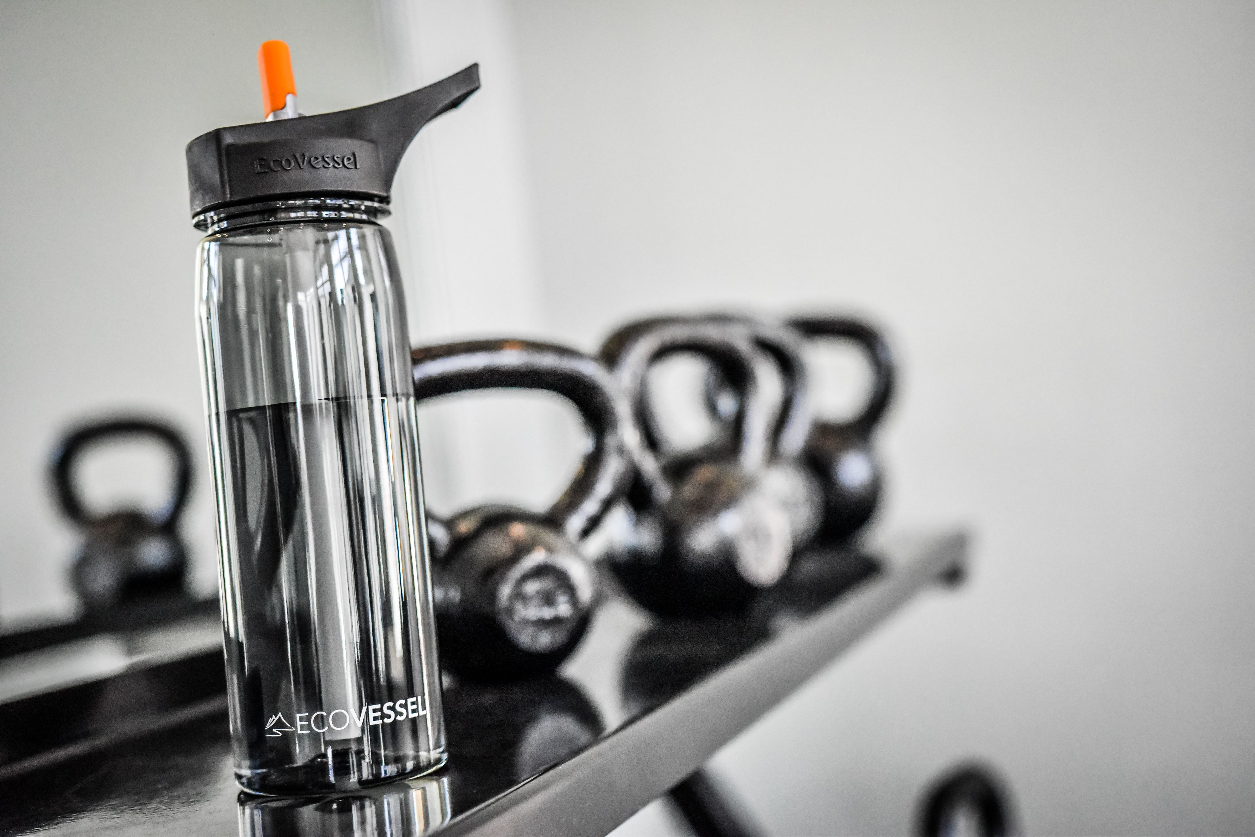 propur sports bottle and filter straw