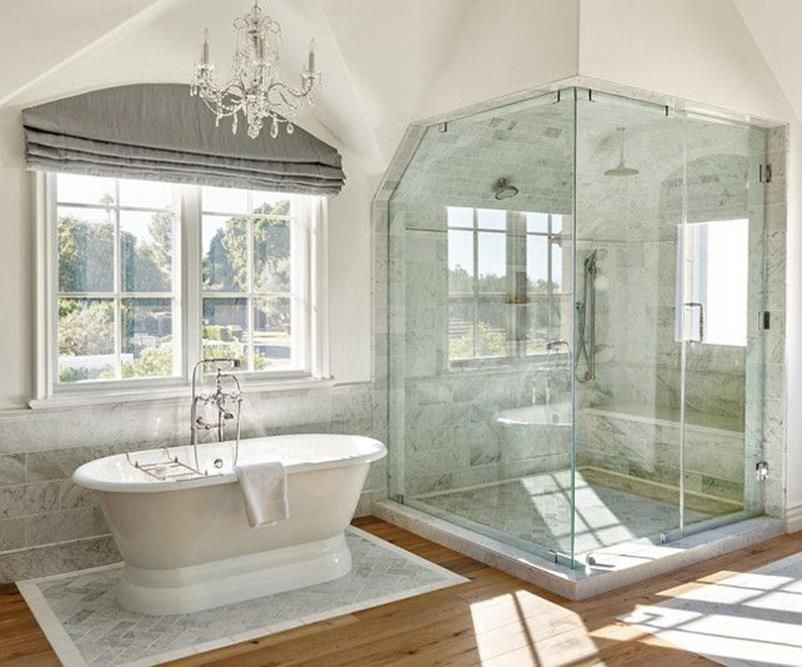 French Country Bathroom Designs Ideas 4 in 2018 Window treatments
