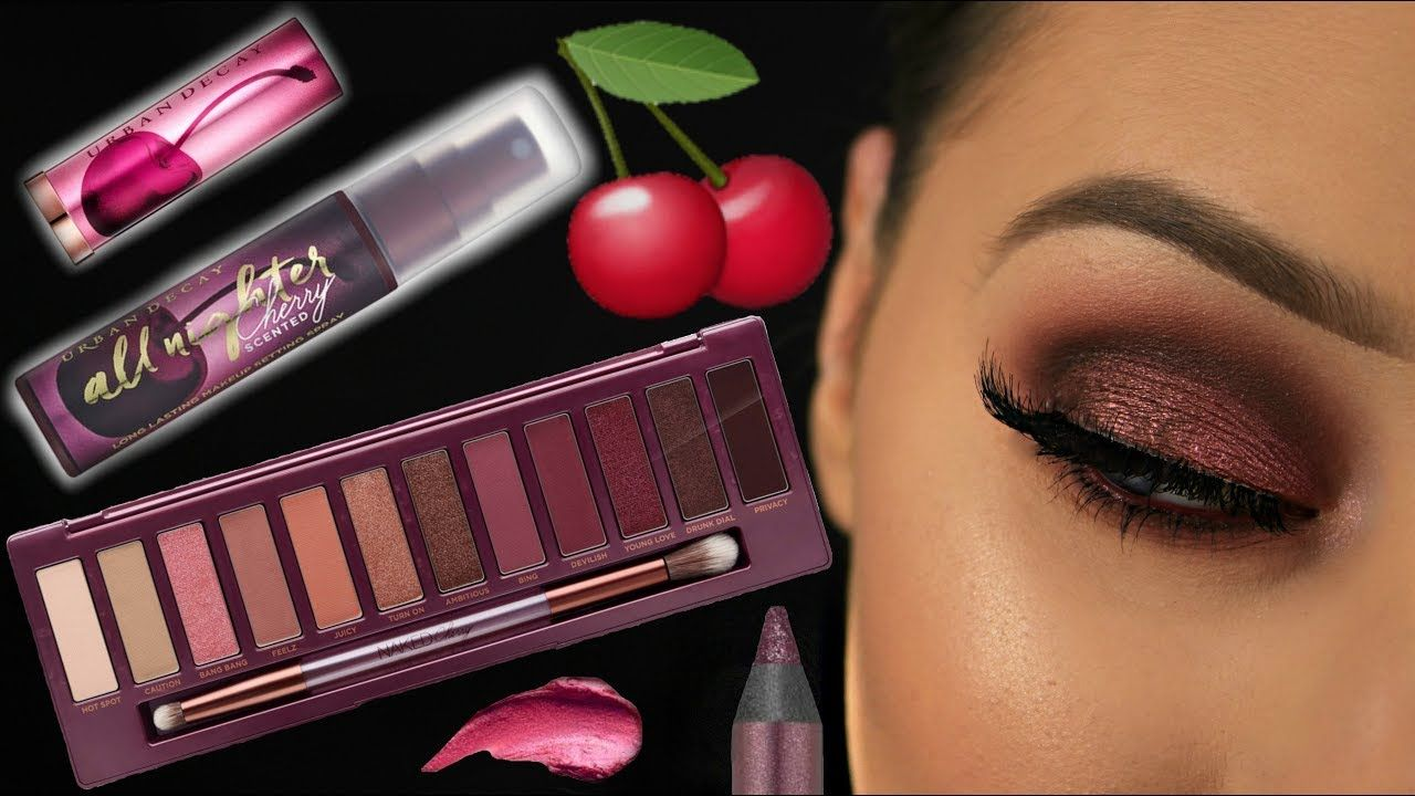 Urban Decay Naked Cherry Collection Tutorialreview -3654