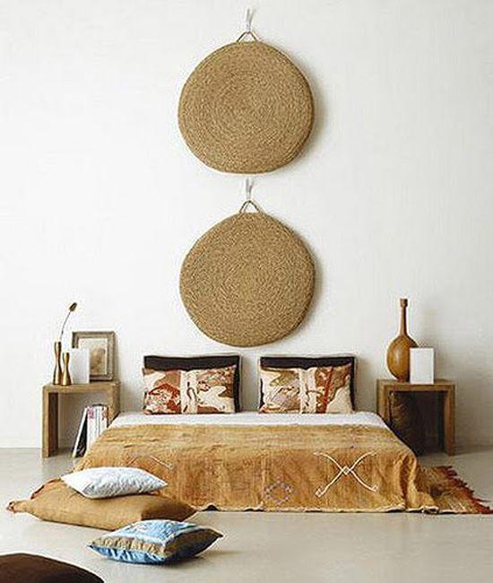 Inspiratie voor verschillende slaapkamerinrichtingen - schlafzimmer einrichtung nachttischlampe
