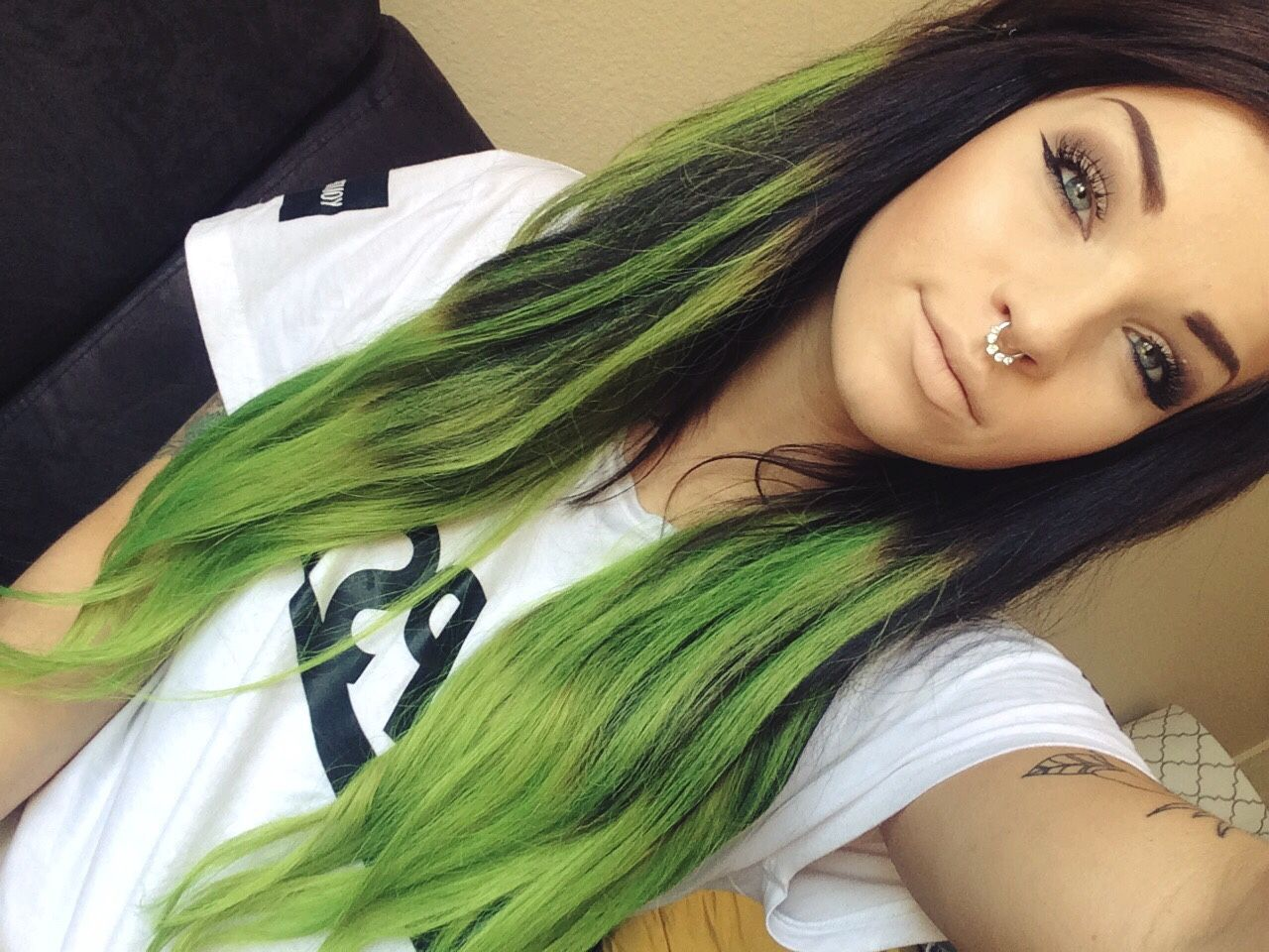 Hair color forever u glitterpillz allo hair pinterest hair