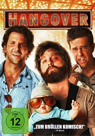 The Hangover.  A Las Vegas-set comedy centered around three groomsmen who lose their about-to-be-wed buddy during their drunken misadventures, then must retrace their steps in order to find him.