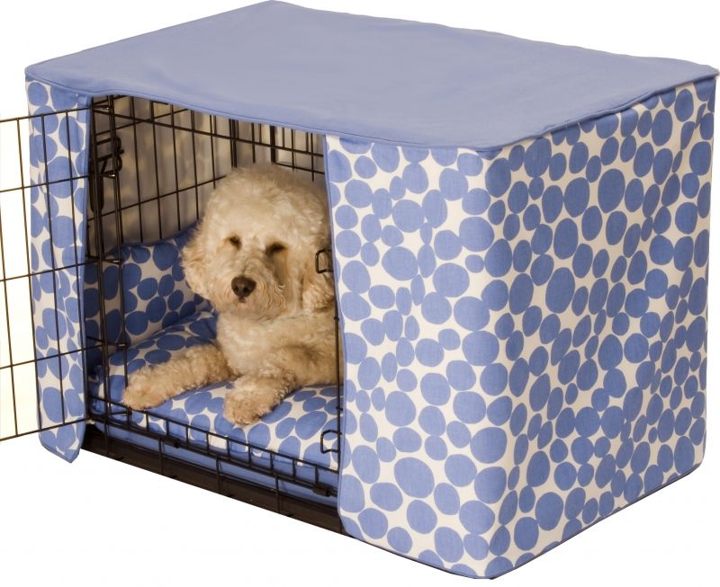 The Bespoke Collection Dog Crate Cover Dog Crate Crate Cover