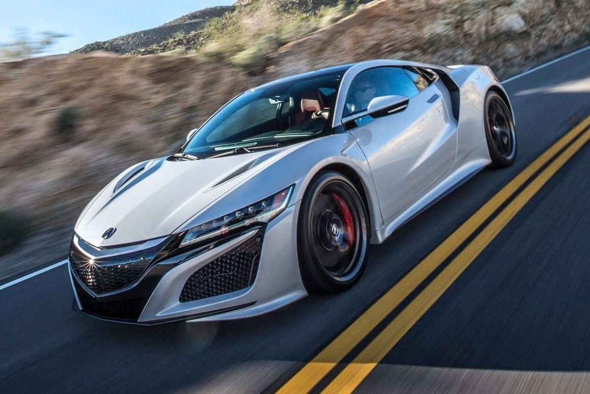 Honda Nsx 2020 Review in 2020 Nsx, Acura nsx, Acura integra