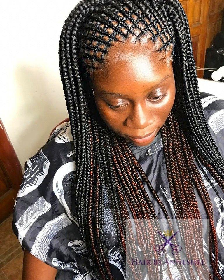 Layered Braids African Hair Braiding Styles African Braids Hairstyles Cornrow Hairstyles