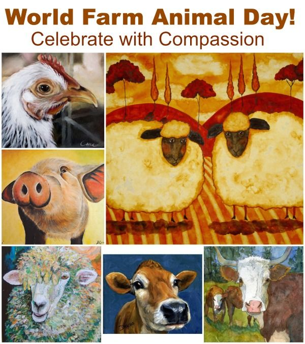 Image result for world farm animal day images
