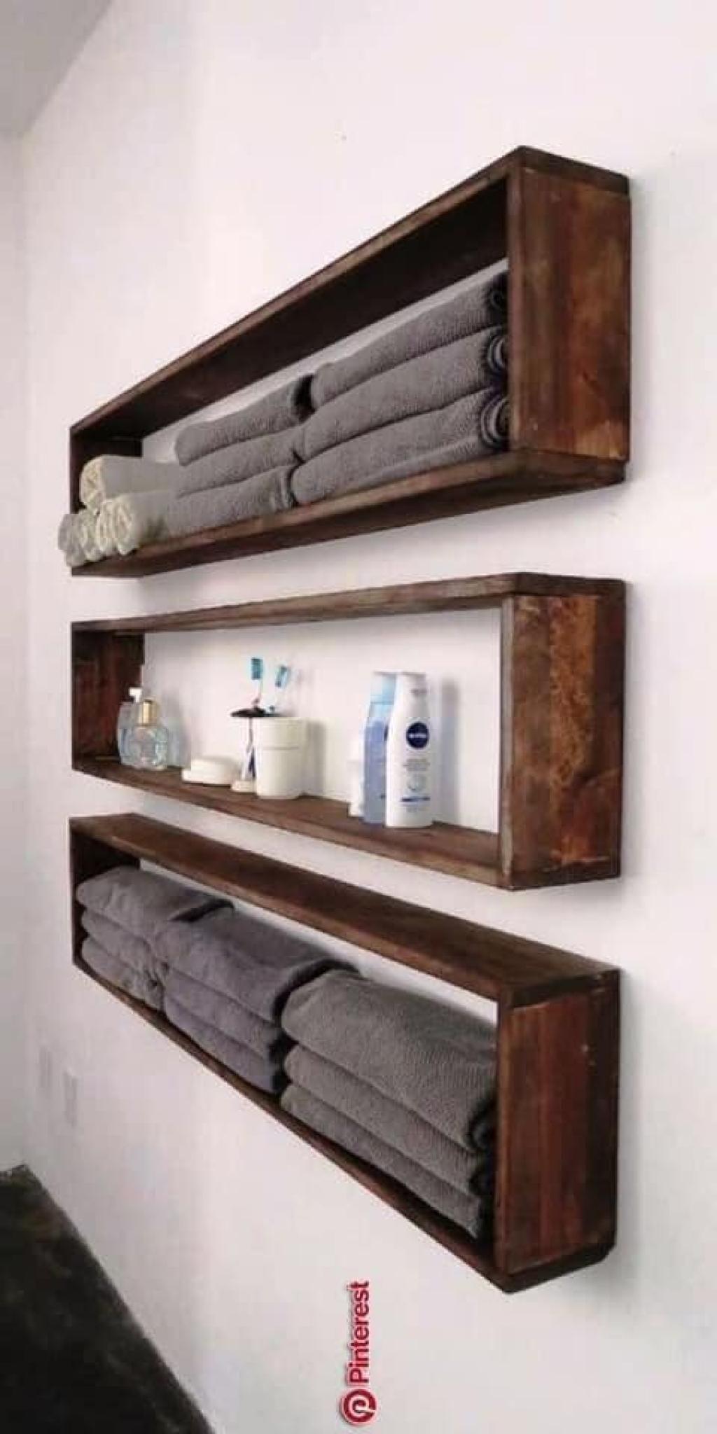 19 idées pratiques et esthétiques pour la salle de bain