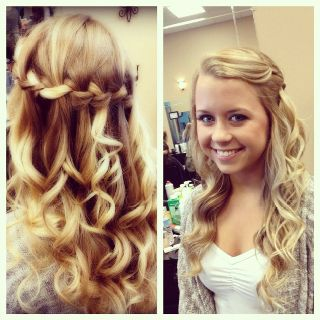 Pin By Catherine Lahar On Style Ball Hairstyles Hair Styles Gorgeous Hair