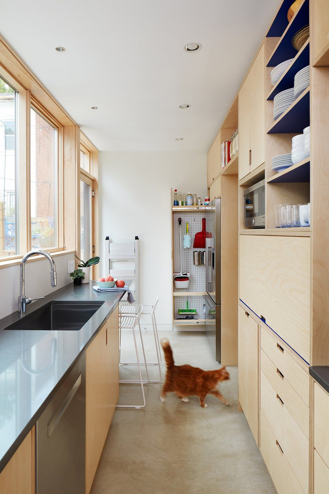 K Street Addition With Images Laminate Kitchen Cabinets Modern Kitchen Design