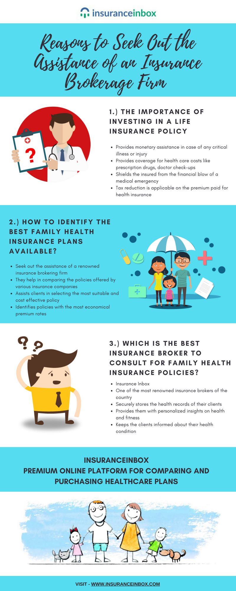Reasons To Seek Out The Assistance Of An Insurance Brokerage Firm