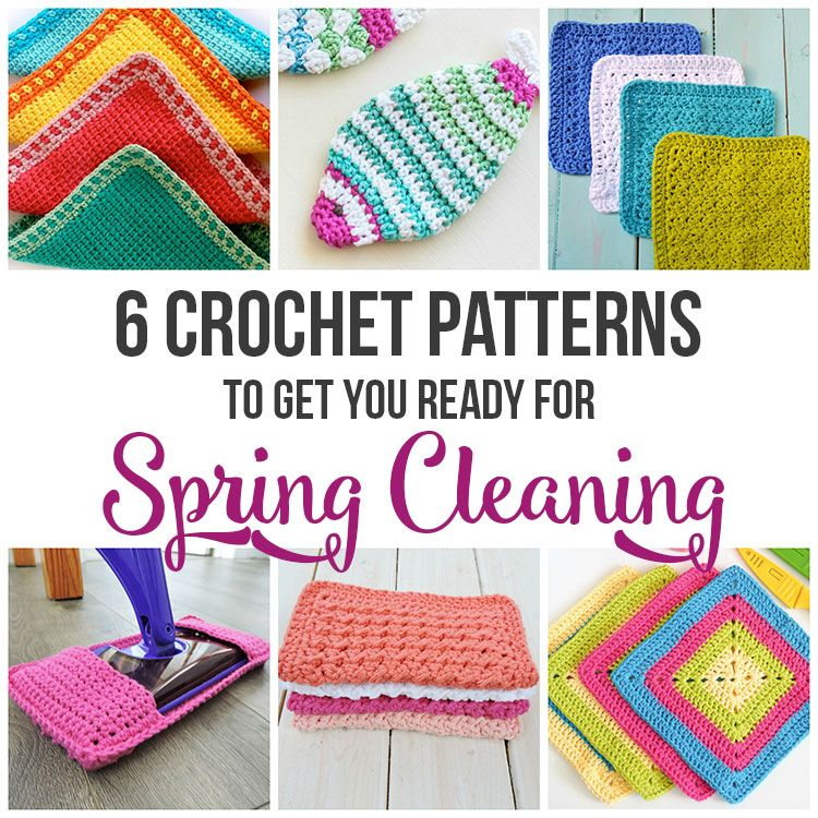 Pattern Round-up: 6 free crochet patterns to get your ready for ...