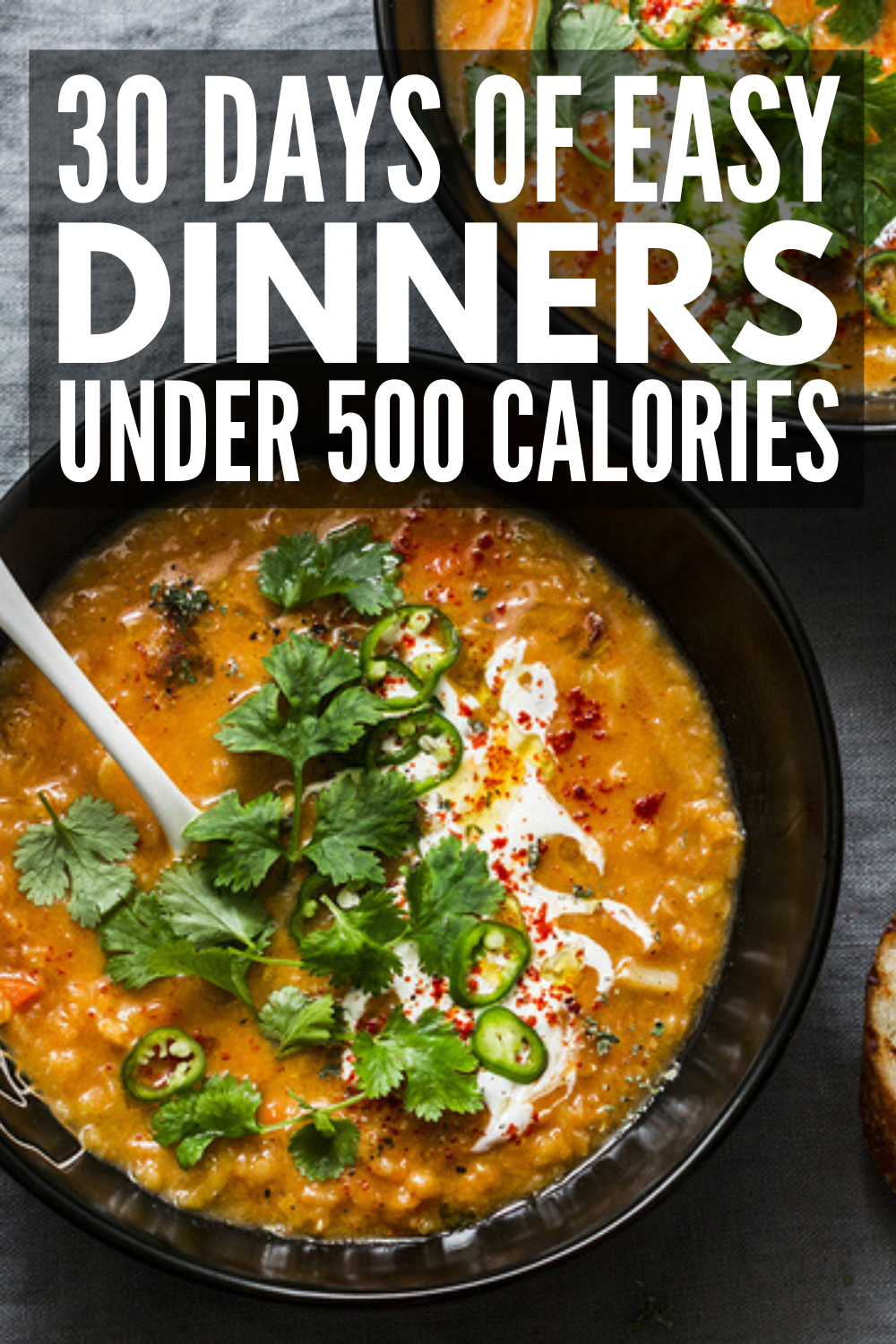 30 Healthy Dinners Under 500 Calories That Are Actually Filling Dinners Under 500 Calories 500 Calorie Dinners Ground Beef Recipes