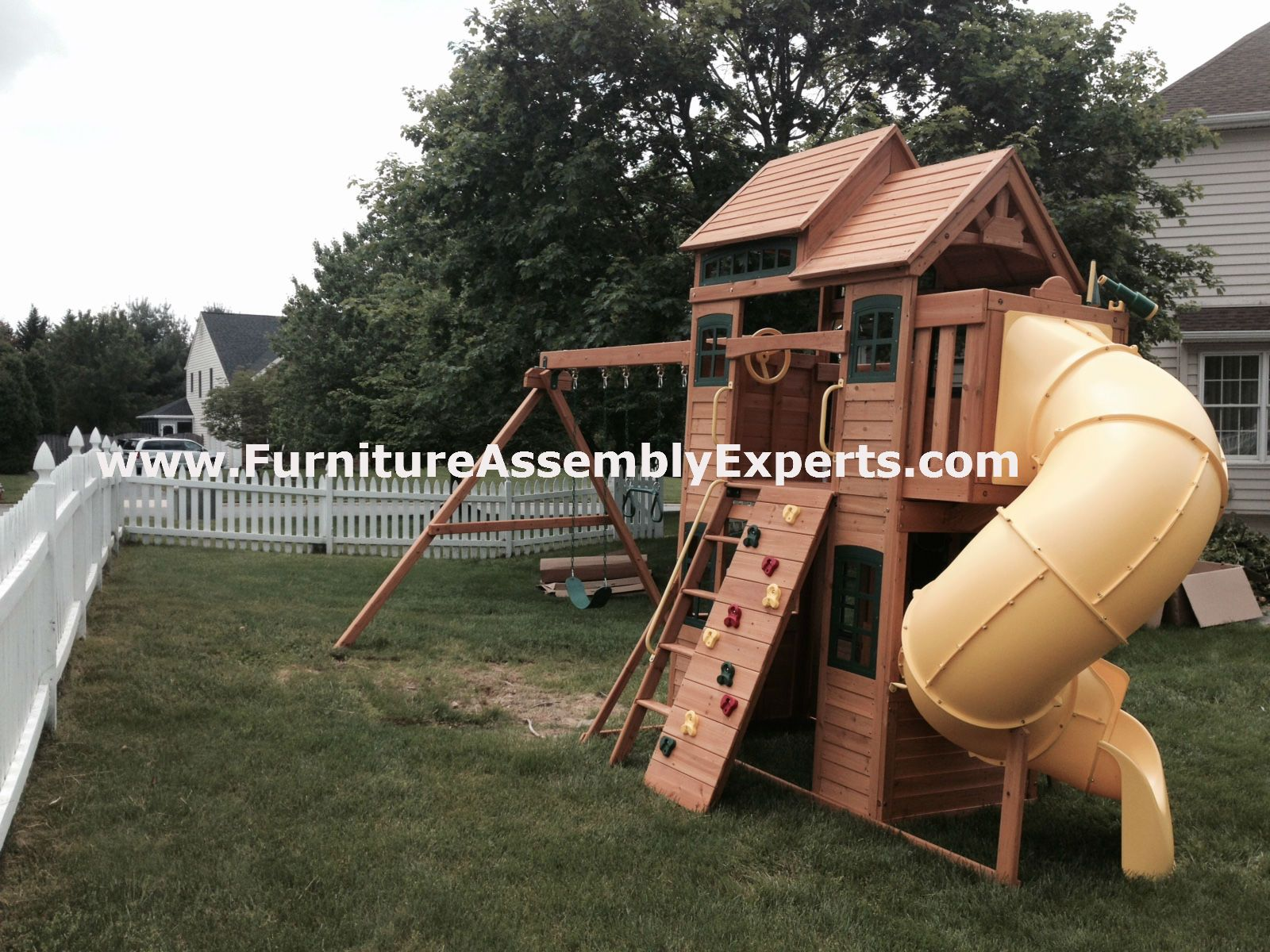 gorilla playset from toys r us assembled in vienna va by furniture