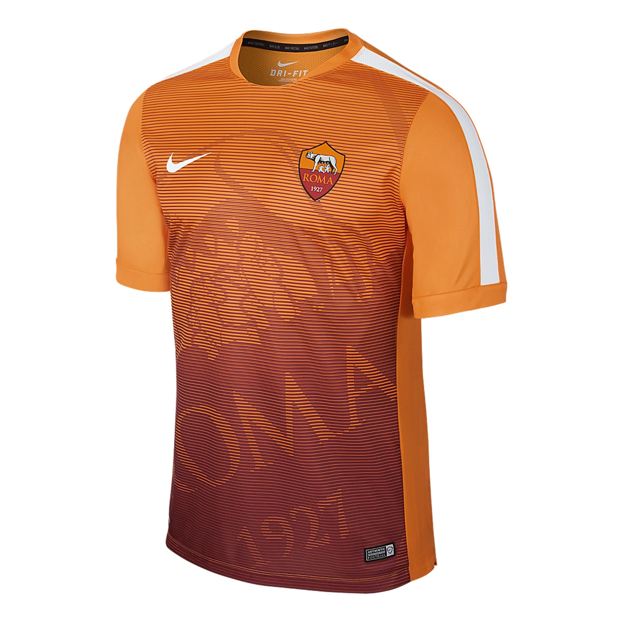 Camiseta Masculina Nike Roma Squad Pré-Jogo - Nike no Nike.com.br 84af926eef12b