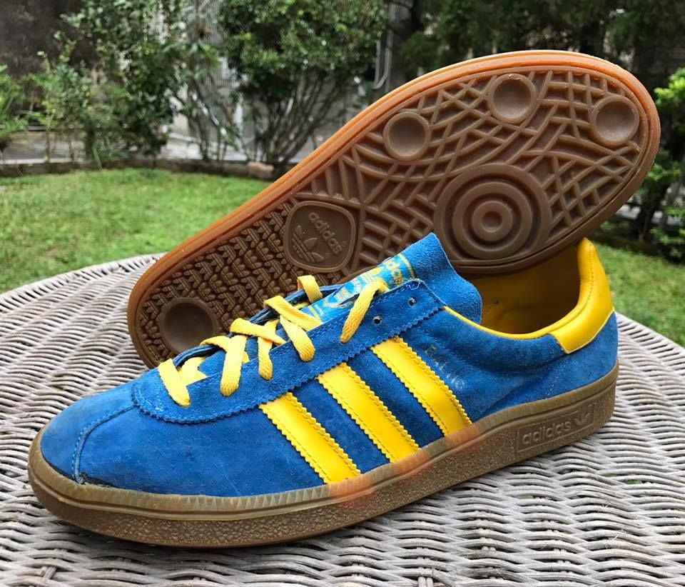 online store 9389e cba21 Vintage adidas Baltic Cup - a lovely preserved pair of vintage adiporn