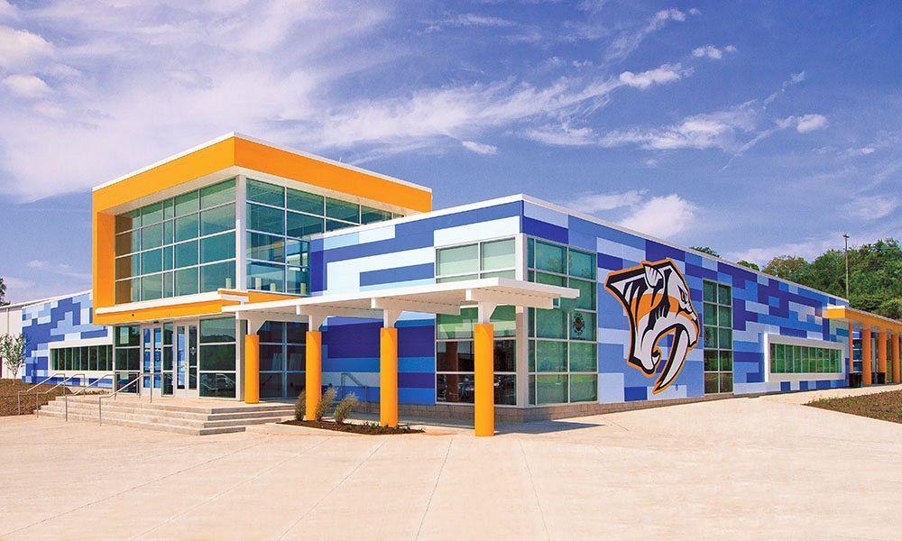 Ford Ice Center Hockey Arena Buildings Hockey arena
