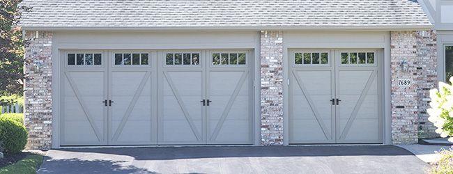 Courtyard Collection Garage Doors By Overhead Door Carriage House Doors Wooden Garage Doors Garage Doors