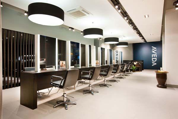 Reis Design | Aveda Salon Design | My Dreamy Salon | Salons