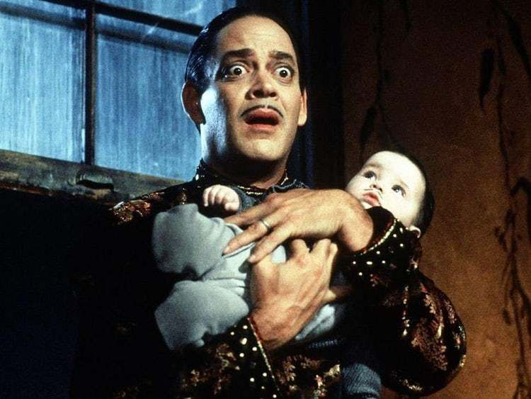 Hidden Details In The Addams Family Movies You May Have Missed Addams Family Addams Family Movie Adams Family