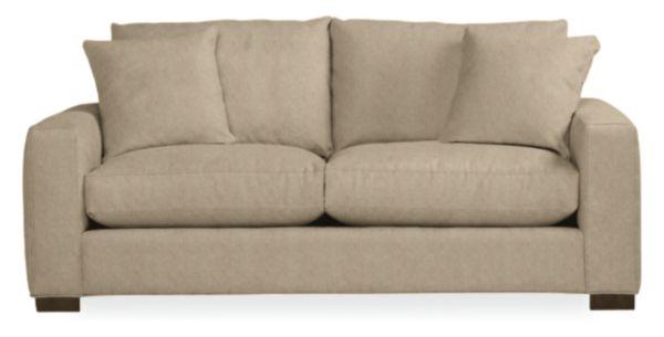 Metro Sofa Modern Sofas Loveseats Modern Living Room