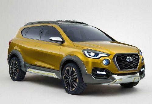 Harga Datsun Go Cross Terbaru Datsun Nissan Motors Upcoming Cars
