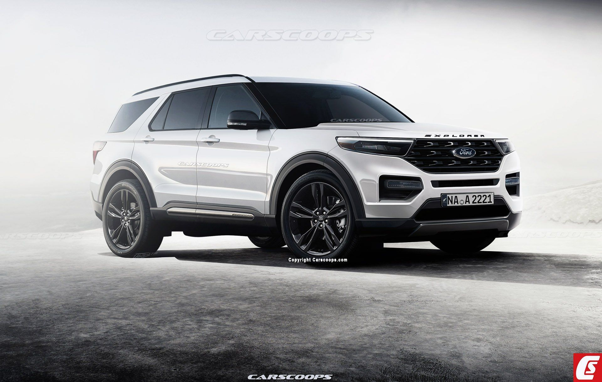 62 Top 2020 Ford Explorer Concept And Review Di 2020 Mobil
