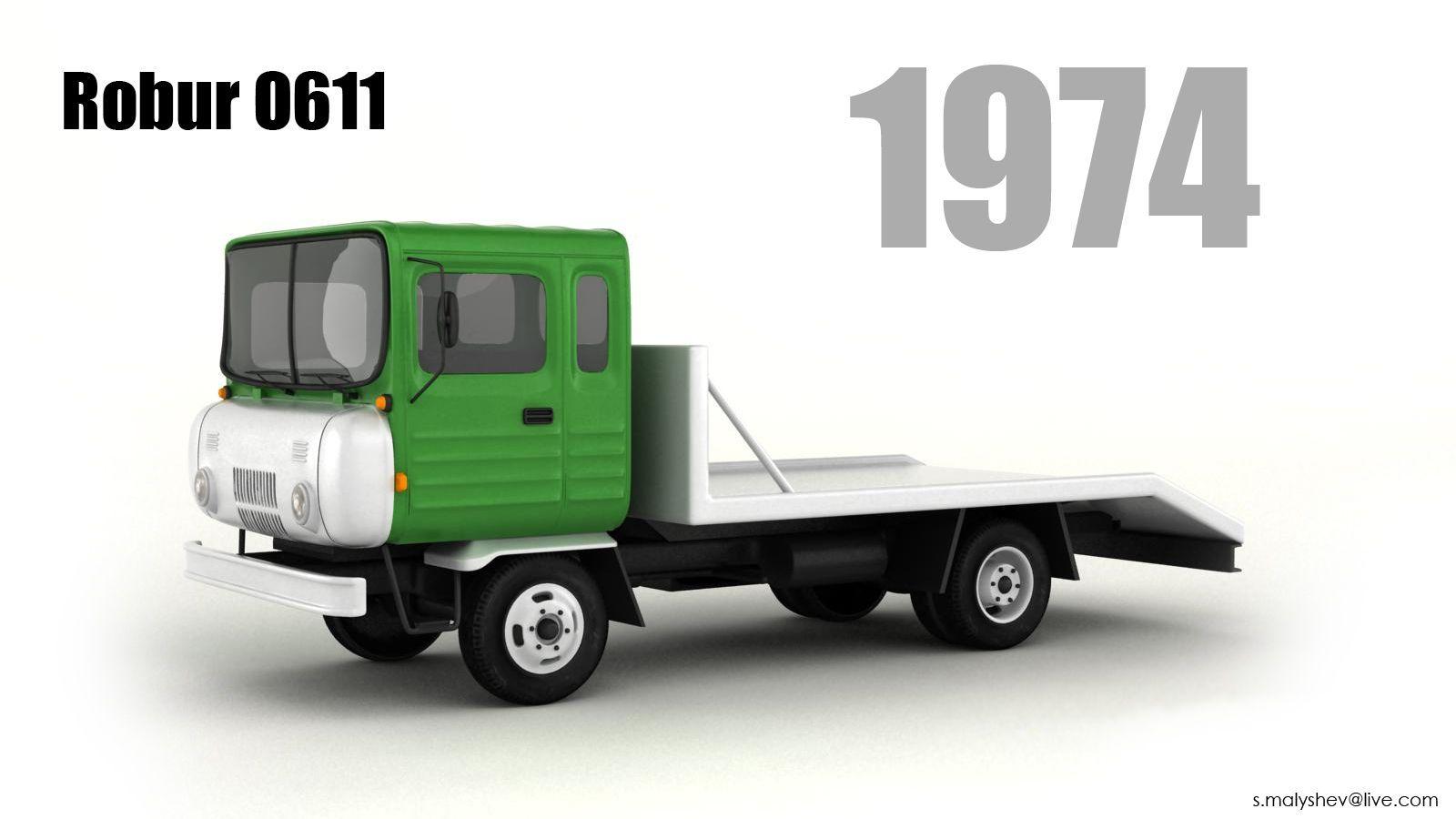 Robur O611 Ddr fahrzeuge, Ddr, Fahrzeuge