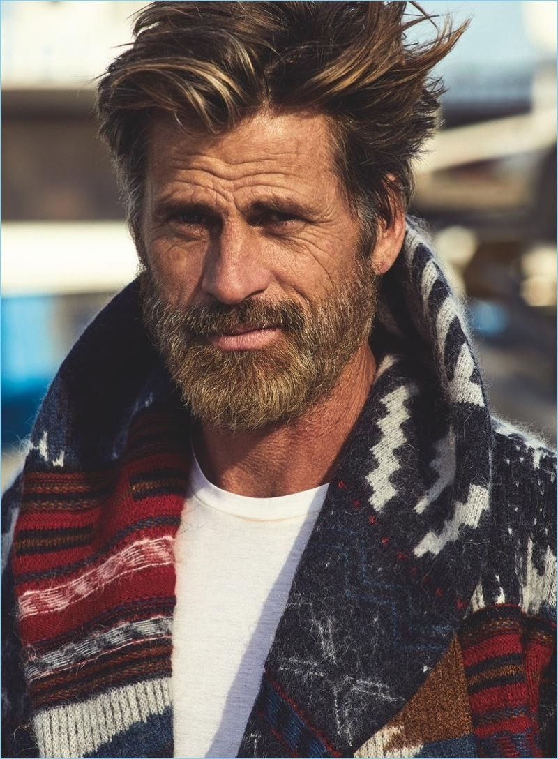 Mark Vanderloo is Fisherman Chic for GQ China – Home fashion