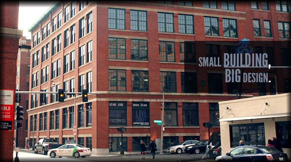 Innovation Housing Factory 63 Apartments Fort Point Boston
