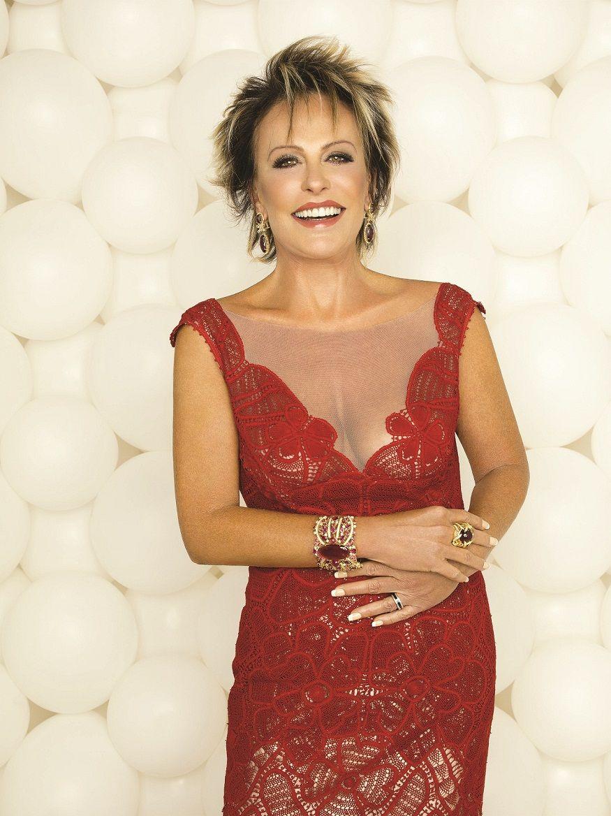 Ana Maria Braga Super Famoso Vestido Formal Tunicas Femininas