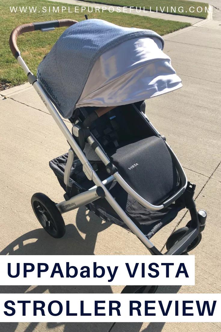 Uppababy Vista Stroller Uppababy vista stroller, Vista
