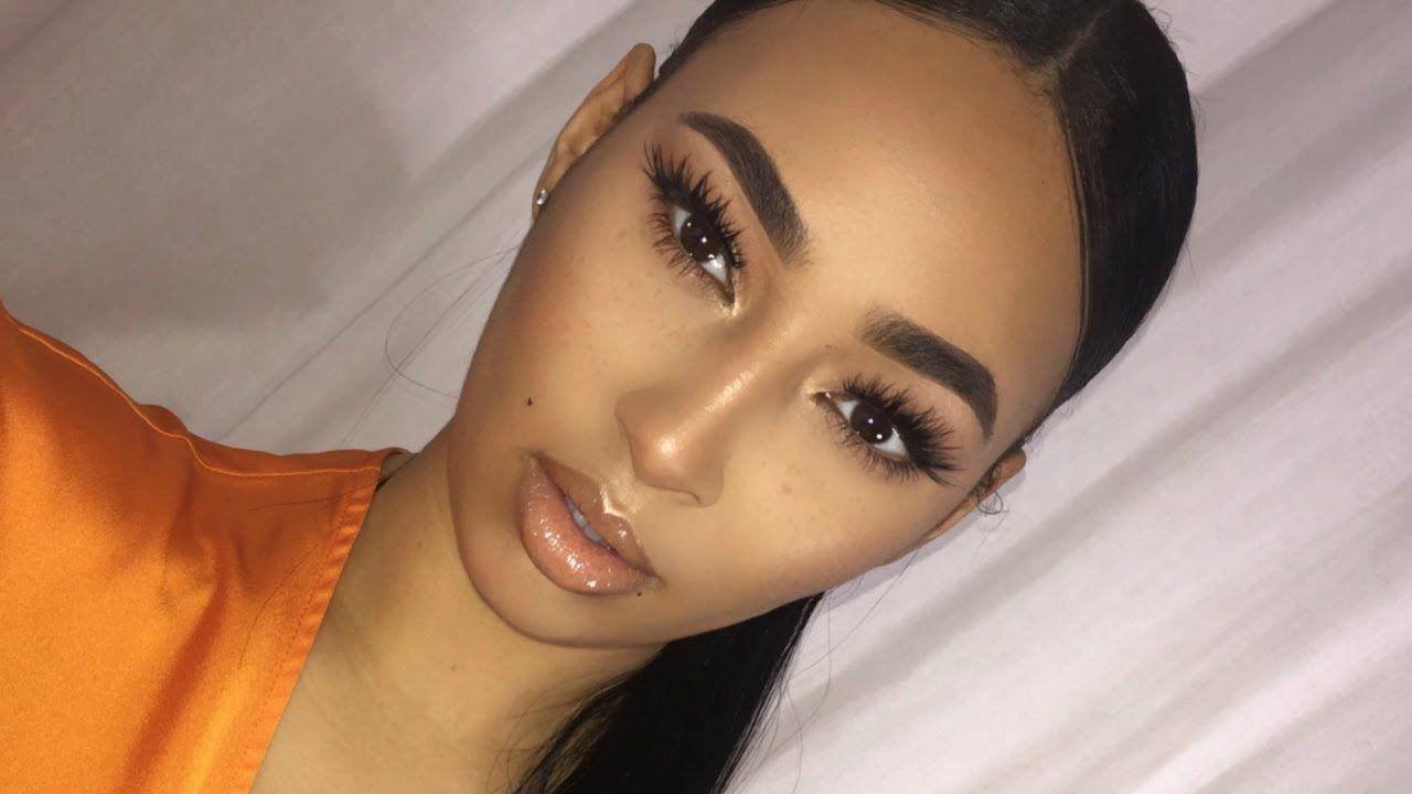 Black Girl Makeup Tutorial Instagram | Makewalls co