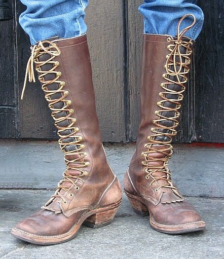 Image Result For Logger Boots Attire Casual Work