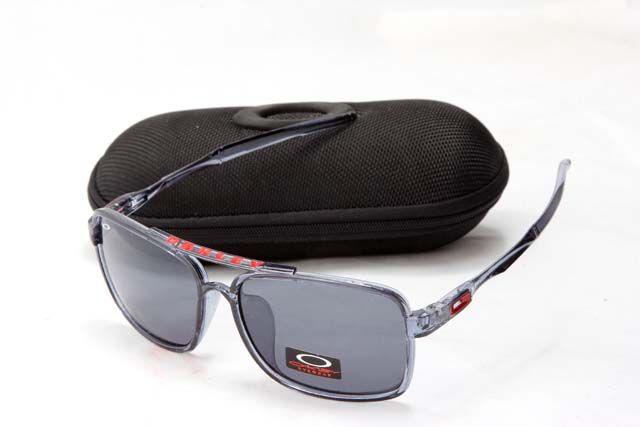 oakley deviation sunglass clear grey frame black lens oakley rh pinterest com