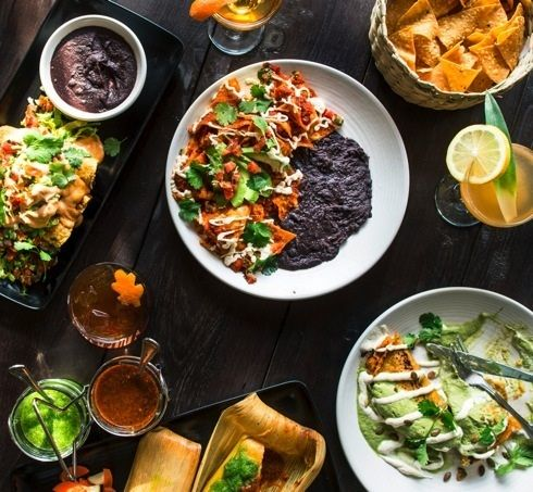 Vegan Restaurants In Los Angeles Best Vegan Restaurants Vegan Restaurants Healthy Restaurant