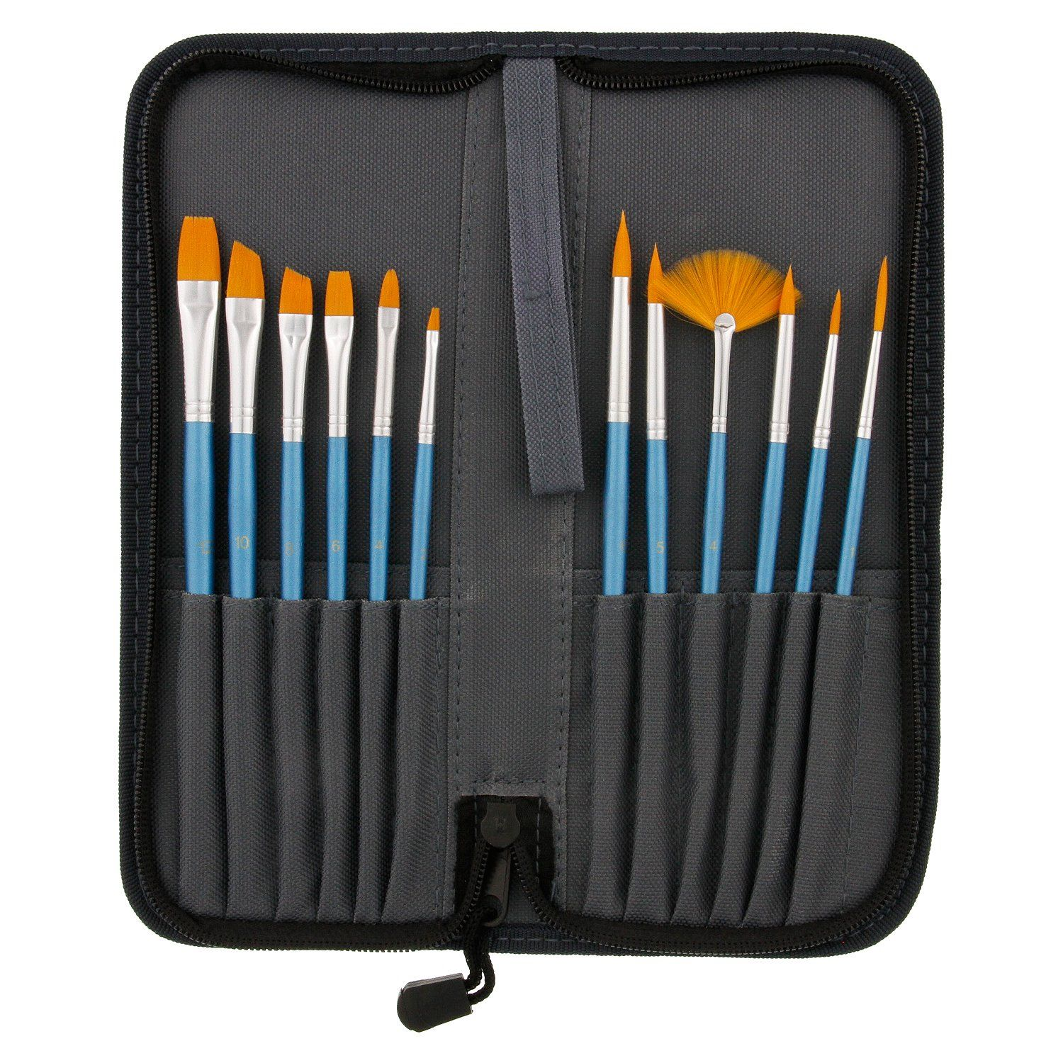 US Art Supply 133pc Deluxe Artist Painting Set with