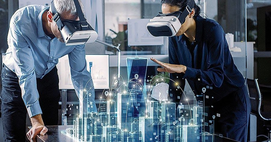 The Future Is About Surfing The Technology Wave Or Facing The Swim Or Sink Challenge Most People Are A Networking Companies Technology Trends Online Insurance