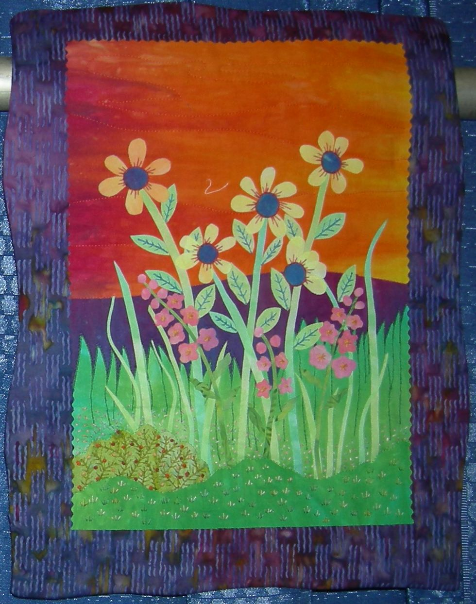 From my Garden of Eden class  by Mary Lou.   My first visit to St. Louis was a delight! First I love the city, the lively vibe, and of cou...