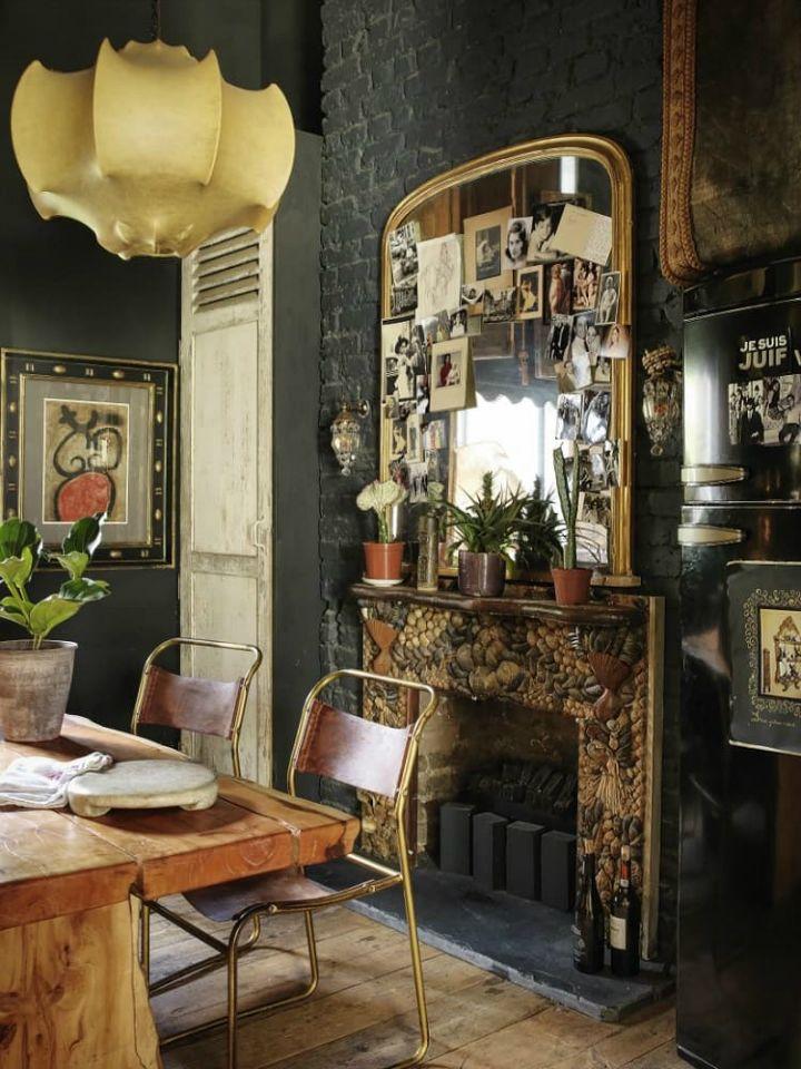 European Meets Bohemian In London S Little Venice Apartment 3