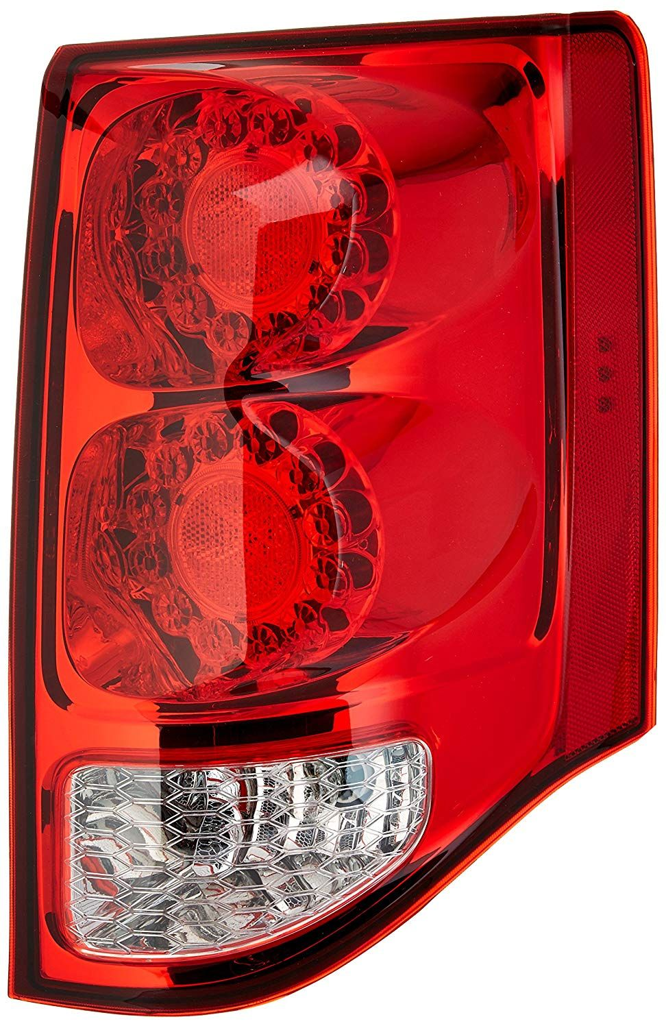 Tyc 11 6369 00 1 Dodge Grand Caravan Right Replacement Tail Lamp Click Image To Review More Details This Is An Affili Grand Caravan Automotive Repair Tyc