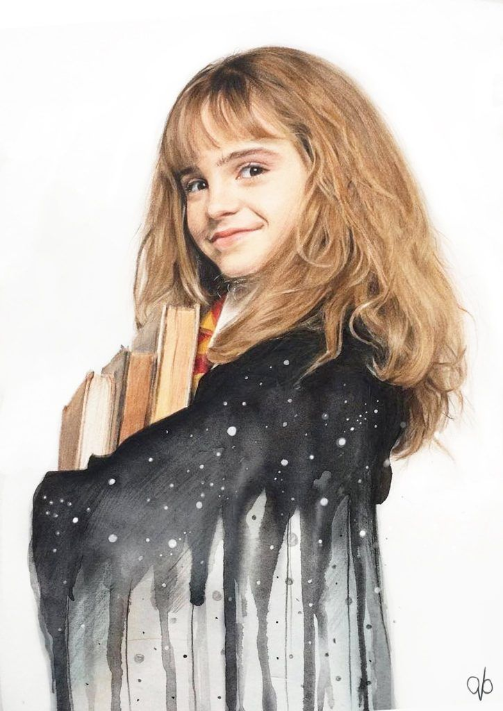 Harry Potter Fan Art By 12 Amazing Artists! True Harry Potter Fans Will Love The Collection of Fan Art Of So Many Characters! :)Harry Potter Fan Art in 12 Magical Styles - from Angie Blakewood - -