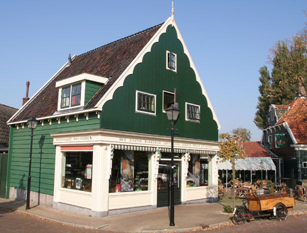 http://www.hetzaansebakkertje.com/  A MUST see when going to Zaanse Schans. The whole surrounding neighborhood is something to experience. Very beautiful and authentic. Best memory of our trip to the Netherlands. The people in the bakery were very friendly.