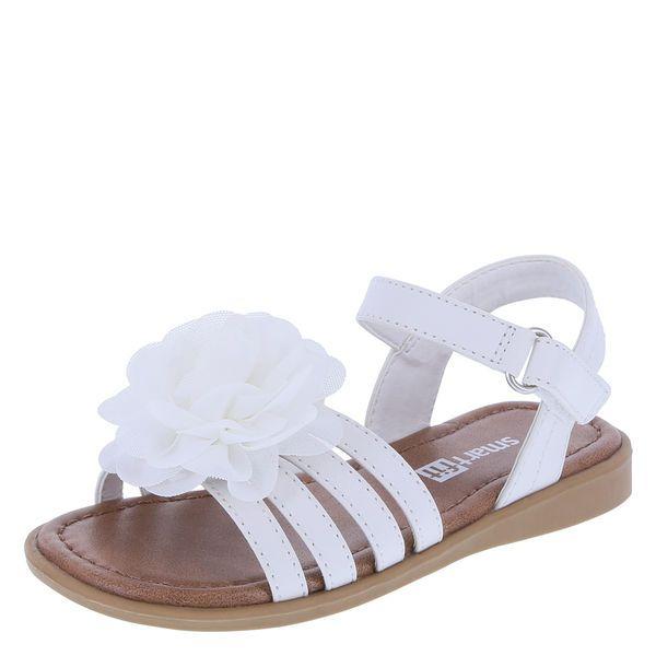 Flower sandals, Girls sandals