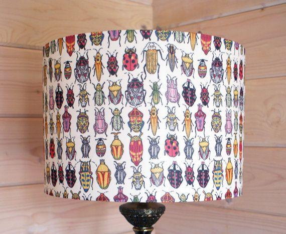 Bug lampshade