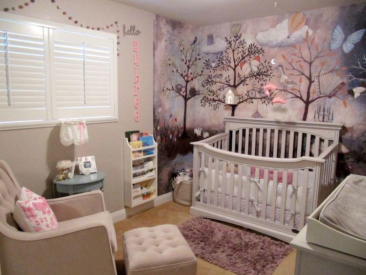 Wald Kinderzimmer   Ein Geschlechtsneutrales Themenzimmer Gestalten
