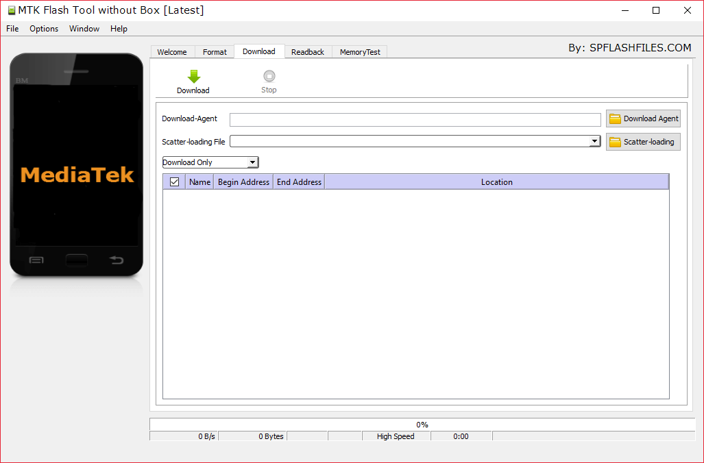 Download MTK Flash Tool Without Box for Linux and Windows | Download