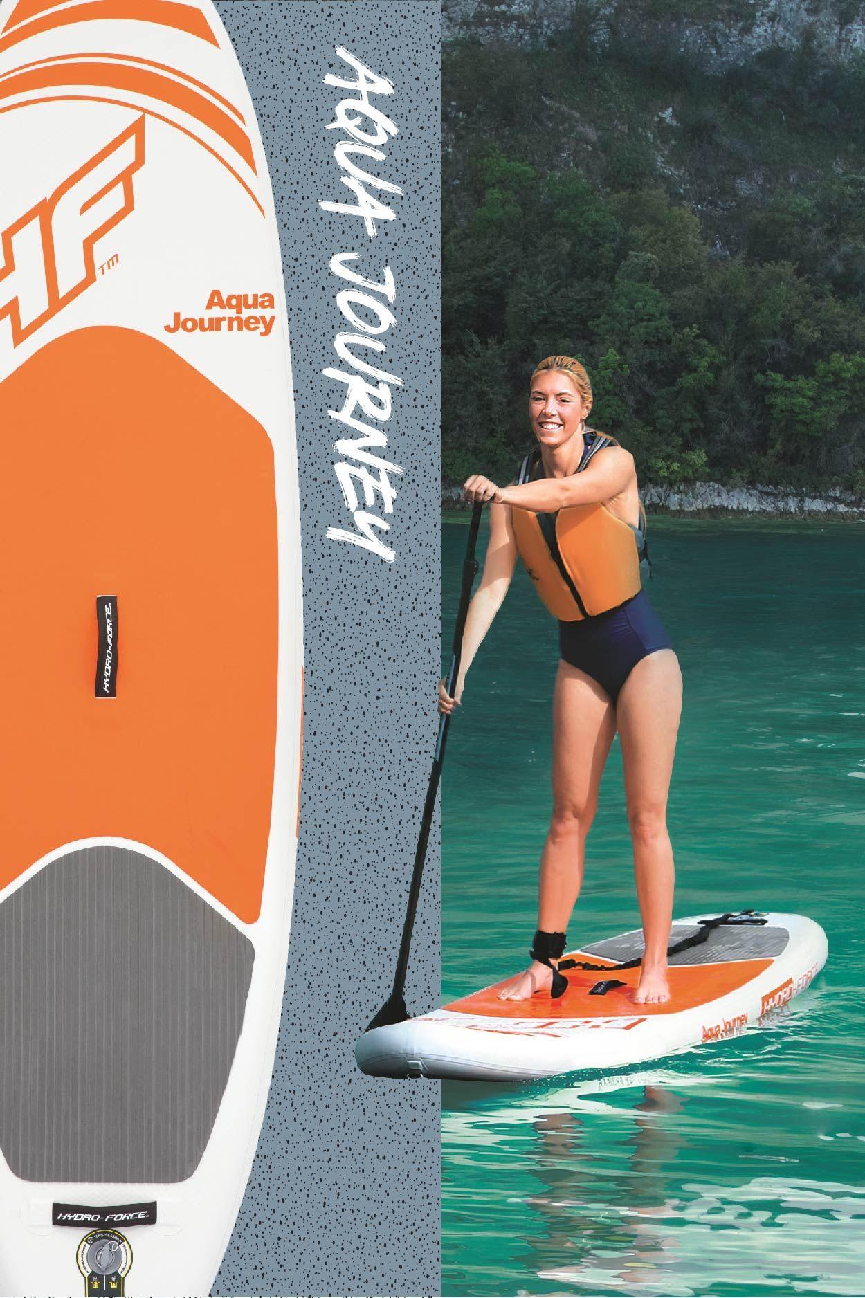 Aqua Journey Paddle Board Paddle Boarding Standup Paddle Fit Board Workouts