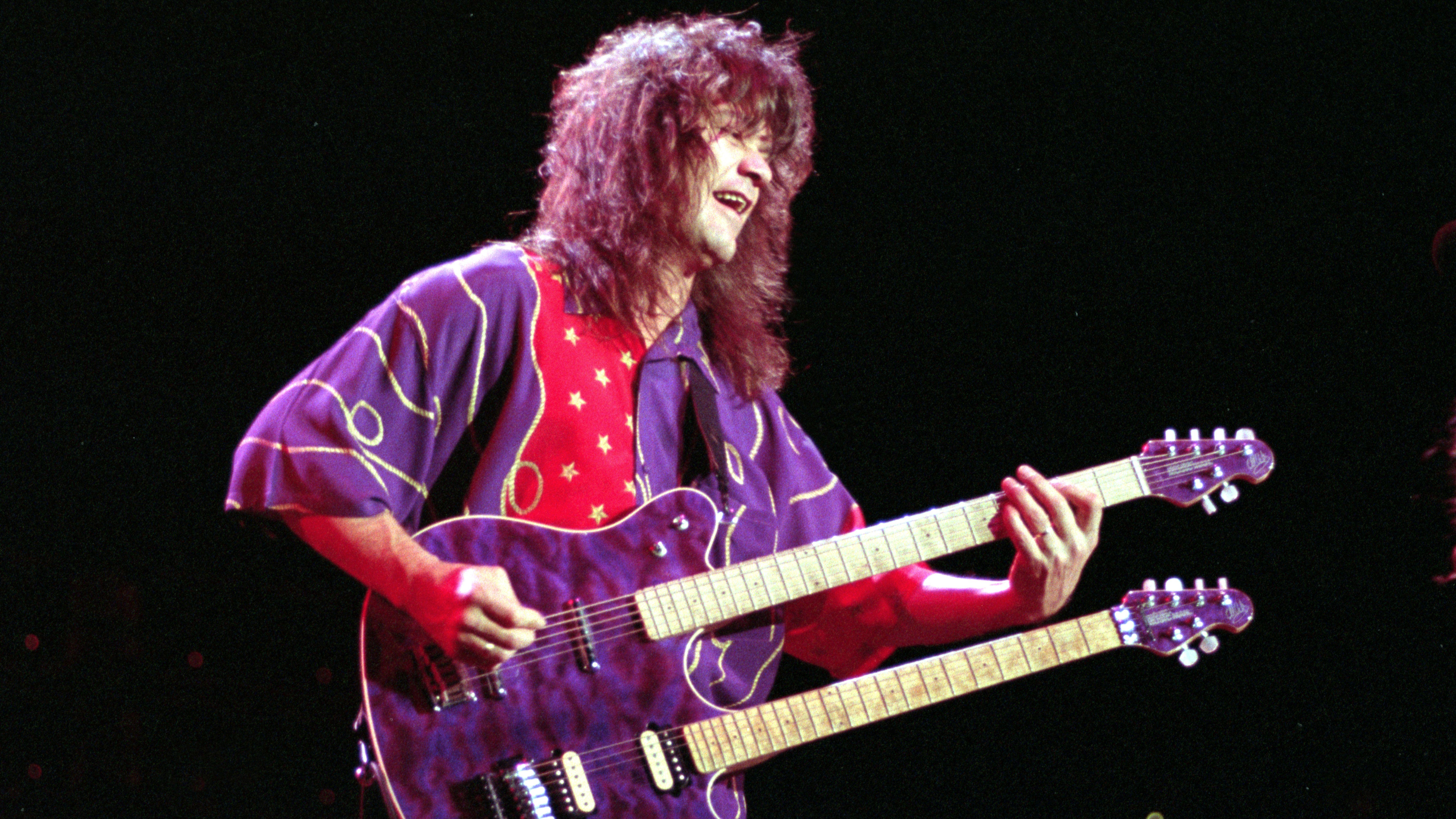 Eddie Van Halen S 20 Greatest Solos Eddie Van Halen Van Halen Halen