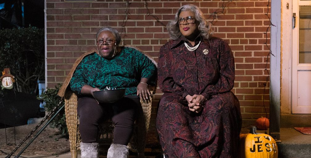 "Official Trailer & Poster For Tyler Perry's ""Boo! A Madea"