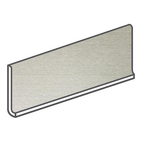 Daltile P'Zazz 6 x 12 Gray Shimmer Cove Base | Products | Cove base